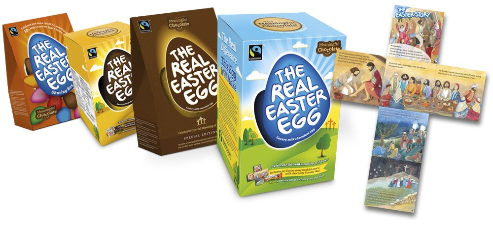The Real Easter Egg Keeping The True Meaning Of Easter